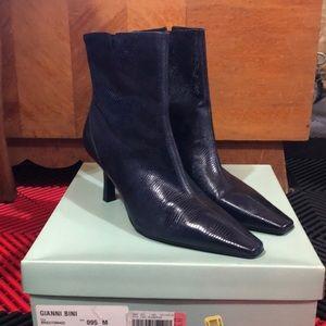 "Gianni Bini size 9.5 heeled ankle boot ""Braxton"""